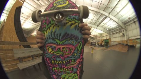 Woodwest Team Montage | Santa Cruz Skateboards