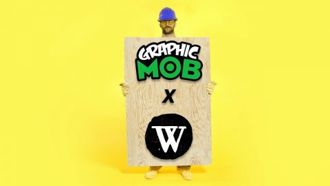 Worble x Graphic MOB: Manramp Night Moves | Mob Grip