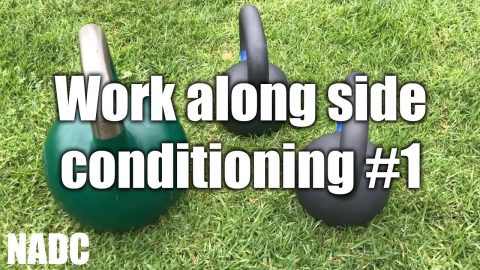 Work along Conditioning Routine NADC | Neen Williams