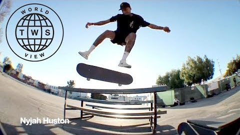 World View: Long Beach to LA | TransWorld SKATEboarding