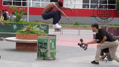 World View: Skatevida 3 | The Up and Coming Skaters of São Paulo, Brazil | TransWorld SKATEboarding