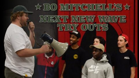 World's Best New Skateboarders Get a Skate Lesson from Bo Mitchell | The Berrics