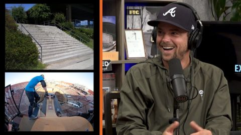 Would You Rather Try The Mega Ramp Switch or El Toro 20 Stair? | The Nine Club Highlights