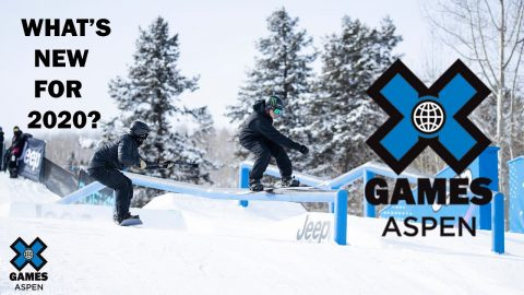 X GAMES ASPEN 2020: New Events? | X Games | X Games
