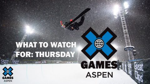 X GAMES ASPEN 2020: What To Watch For, Day 1 | X Games | X Games