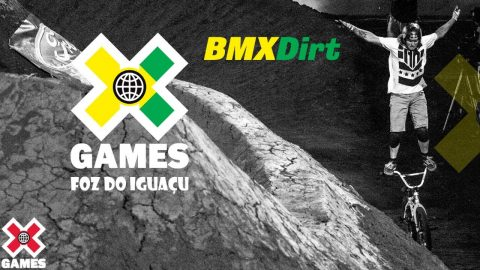 X Games Foz do Iguaçu 2013 BMX DIRT: X GAMES THROWBACK | X Games