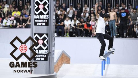 X Highlights: Skateboard Street | X Games Norway 2018 | X Games