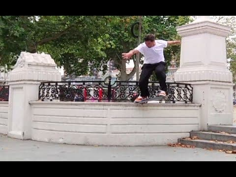 Xabi Elorriaga & Alain Saavedra Raw Adventures Sucubo Video - FormaSkate
