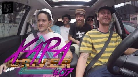 Xapa Driver #07 - Tropicalients - Black Media