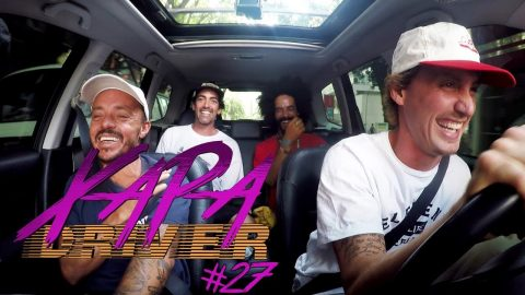 Xapa Driver #27 - BS Crew | Black Media