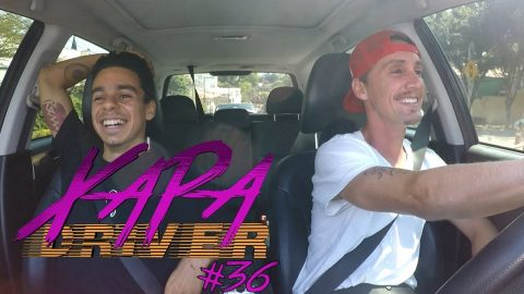 Xapa Driver #36 - Pedro Iti | Black Media