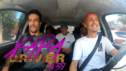 Xapa Driver #39 - Maizena, Bisteca, Korn e David | Black Media