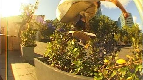YANNICK WITVOET - 'BOOMBAP' PART | Boombap Video