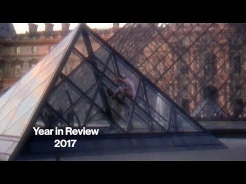 Year in Review 2017 - TransWorld SKATEboarding
