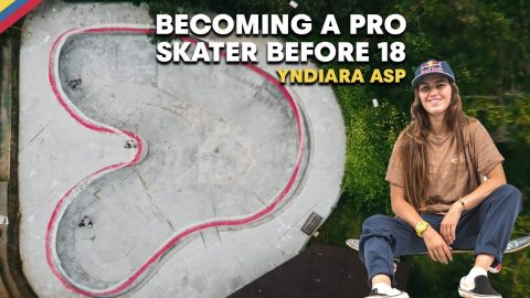 Yndiara Asp's Journey To The Top Of Skating  |  UNTIL18 | Red Bull Skateboarding