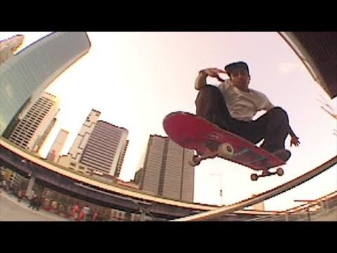 Yonnie Cruz, Shaqueefa Mixtape Vol. 3 - TransWorld SKATEboarding