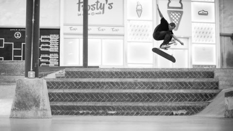 Yoshi Tanenbaum - Lazer Flips | ON LOCK - The Berrics
