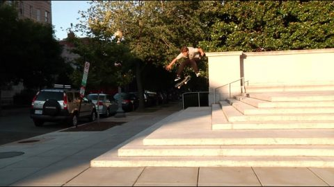 Yoshi Tanenbaum: Mobbin' Around | 24 Hours in D.C. - Mob Grip