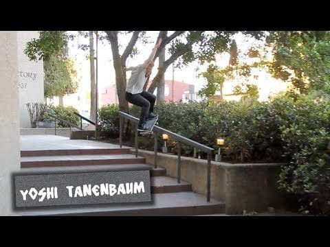 Yoshi Tanenbaum: The Grippiest | MOB Grip - Mob Grip