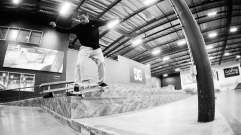Youness Amrani - He Could Go All The Way - The Berrics