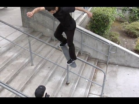 Youness Amrani Switch bs Smith Raw Uncut - E. Clavel