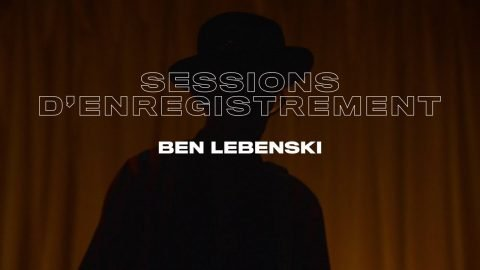 YOUR VOICE. YOUR WAY. | Session d'enregistrement avec Ben Lebenski | Levi's®