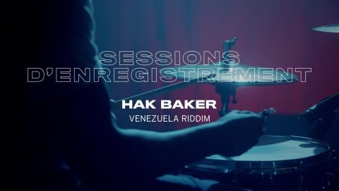 YOUR VOICE. YOUR WAY. | Session d'enregistrement avec Hak Baker | Levi's®