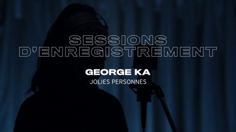 YOUR VOICE. YOUR WAY.| Session d'enregistrement avec George Ka | Levi's®
