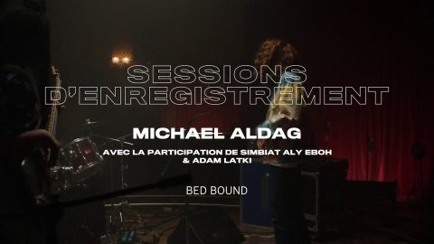 YOUR VOICE. YOUR WAY. | Session d'enregistrement avec Michael Aldag | Levi's®