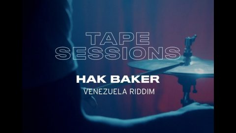 YOUR VOICE. YOUR WAY | Tape Session with Hak Baker | Levi's®