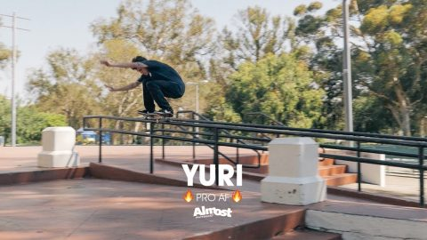 Yuri Facchini Pro AF | Almost Skateboards - Almost Skateboards