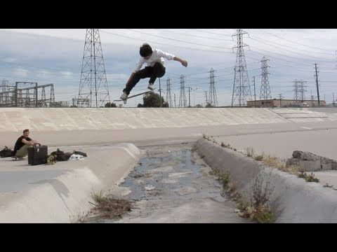 Yuto Horigome bs 360 River Gap Raw Uncut - E. Clavel