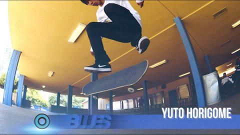 Yuto Horigome Quick BLUES Line | Andalé Bearings - Andale Bearings