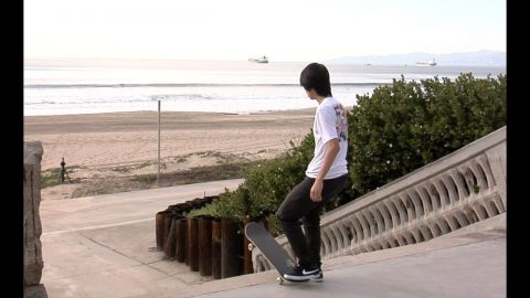 Yuto Horigome Raw Footage | E. Clavel