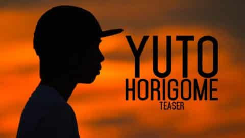 Yuto Horigome teaser - January 07, 2017 full part online - tomothehomeless