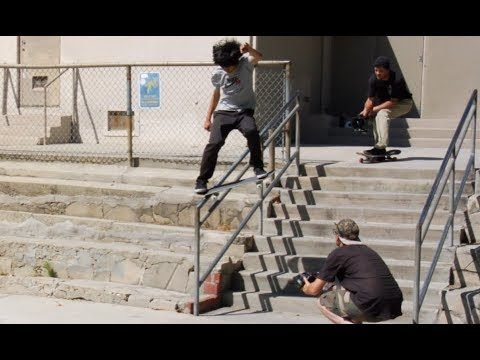 Yuto Horigome Unused Line Raw Cut - E. Clavel