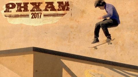 Yuto Horigome's 2nd Place Run at Phx Am 2017 - ThrasherMagazine