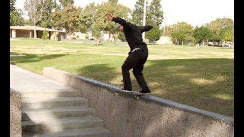 Zach Doelling Big Spin bs Tail Raw Cut | E. Clavel