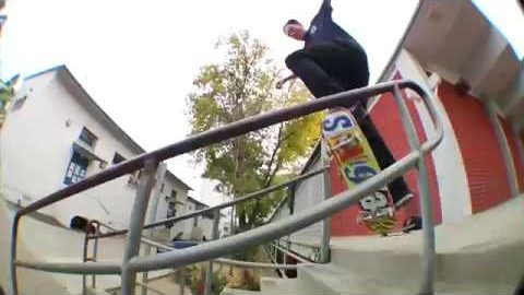 Zander Gabriel Grizzly Part | Grizzly Griptape