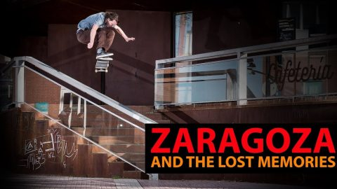 Zaragoza And The Lost Memories (Jelle Maatman, Robbin Oost, Rachid Addou) - Flatspot Magazine