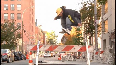 Zered Bassett: Mobbin' Around New York | MOB Grip - Mob Grip