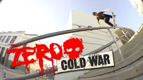 ZERO Skateboards: COLD WAR - Feat. Chris Cole, Jamie Thomas, Tommy Sandoval - EchoBoom Sports by The Orchard