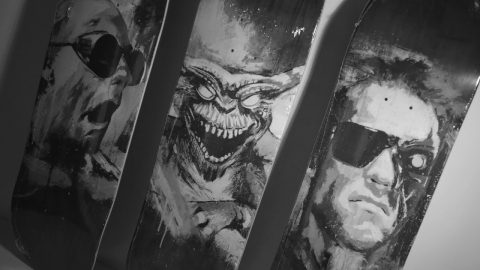 Zero Skateboards — Terminator | Doc | Gremlins — Limited Series | BOARDWORLD
