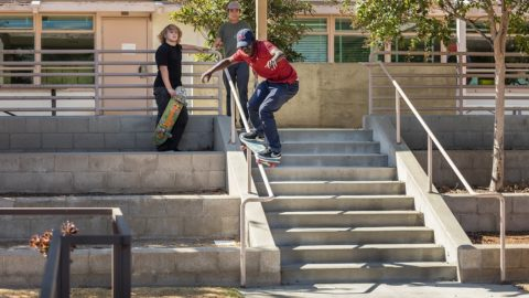Zion Wright and Jamie Foy Get to Work in LA | Let's Get It Wright: Episode 3 - Red Bull