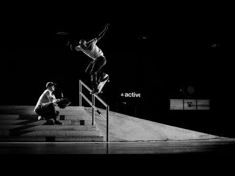 Zion Wright | Recruit: RAW - The Berrics
