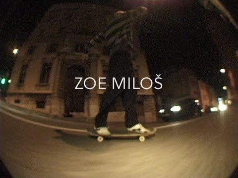 Zoe Miloš – Solsticij / Welcome to Palomino - Grey Skate Mag
