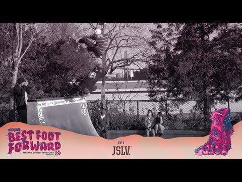 Zumiez Best Foot Forward 2017: The Kick Off - Featuring JSLV - The Berrics