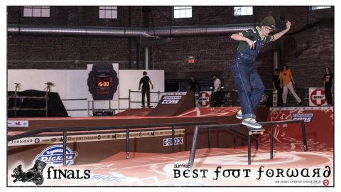 Zumiez Best Foot Forward 2018: Finals | The Berrics