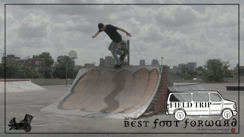 Zumiez Best Foot Forward 2018 - Field Trip with Habitat / Alien Workshop in Detroit | The Berrics