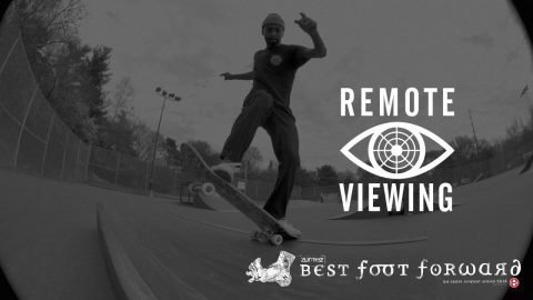 Zumiez Best Foot Forward 2018 - Maurio McCoy: Remote Viewing - The Berrics